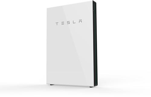 Tesla Stromspeicher
