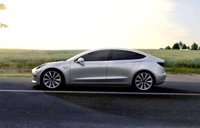 TESLA Elektroauto für die Zukunft
